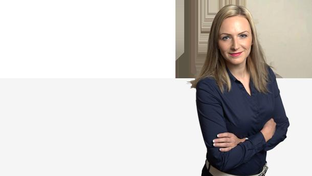 Mgr. Lenka Svrčinová - Head of Strategic Products
